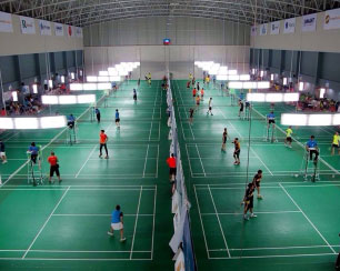 [FULL รีวิว#3] รีวิว พาชม สนามแบดมินตันย่านลาดพร้าว SP Badminton ลาดพร้าว 71