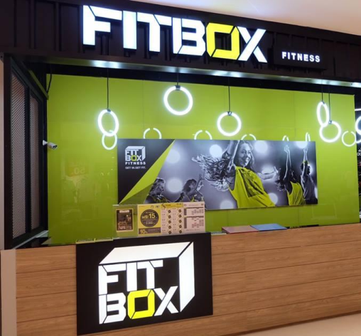 รีวิว FitBox Fitness The Lifestyle Fitness GET IN. GET FIT. ฟิตเนสใหม่ แห่งแรกภายในห้างสรรพสินค้าโรบินสัน สมุทรปราการ