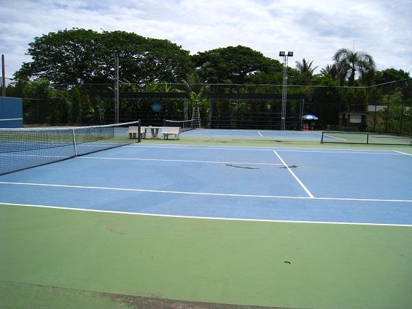 สนามเทนนิสค่ายธนะรัชต์ #1
