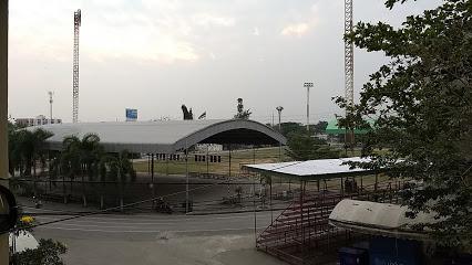 โดมสนามวอลเลย์บอล โรงเรียนปทุมวิไล #1