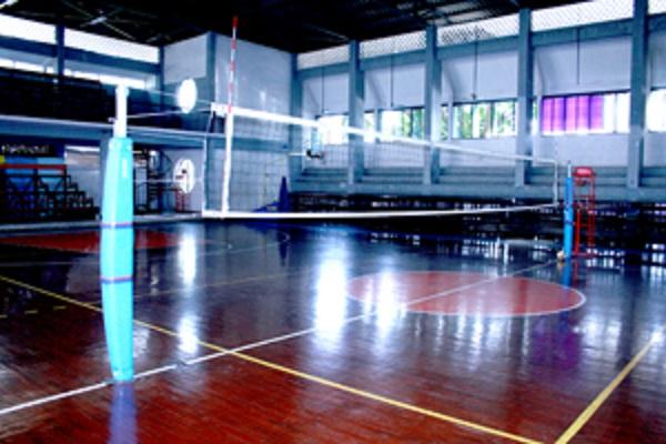 สนามวอลเลย์บอล สำนักกีฬามหาวิทยาลัยรามคำแหง #1