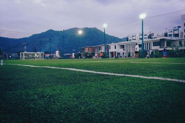 สนามฟุตบอลหญ้าเทียมกมลา #1